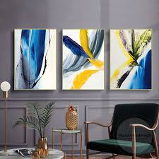 framed wall art set of 3 prints 3 piece