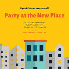 Customize 28 Housewarming Invitations Templates Online Canva