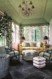 Modest sunroom decorating ideas Cottage Sunroom itransformed From An Open Porch The Sun Room Is Decorated In Redecorating Guiding Kids To Colors That Work Room Decor Ideas