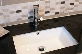 bathroom ideas bathroom sink ideas with square vessel sink and