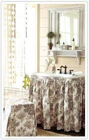 top 10 easy diy sink skirts sink skirt sinks and laundry