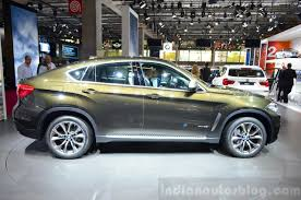 bmw new car release2015 BMW X6  Paris Live