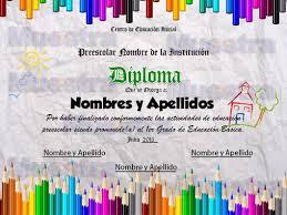 Plantillas Diplomas Infantiles Imagui Zooz1 Plantillas