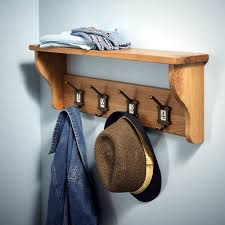 Old School Coat Rack STORE Old School Coat Rack Solid Oak 24