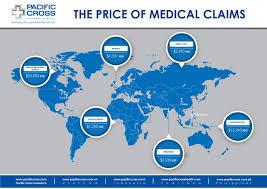 Medical Costs Worldwide January 2019 Pacific Cross News