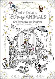 Small Picture Amazoncom Art of Coloring Disney Animals 100 Images to Inspire