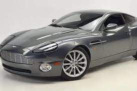 Used Aston Martin V12 Vanquish For Sale In Indio Ca Edmunds