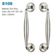 d pull handle zinc door handle recessed door pull door pull for wood door betterbyday hardware s108