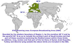 Fm Tv Regional Frequency Assignment Plans