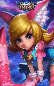 Nana Mobile Legends Hero 4K Ultra HD ...