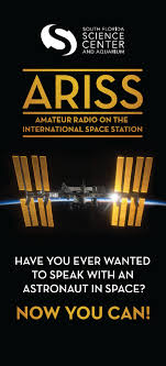 ariss essay contest south florida science center and aquarium essay contest winners will speak to orbiting astronauts in space during the week of 6th