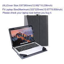13 13.3 14 inch Túi Ốp Lưng Có Thể Điều Chỉnh Đứng Đa Năng Laptop dành cho  Lenovo HP ASUS Acer DELL Huawei Xiaomi máy tính xách tay|Laptop Bags &  Cases