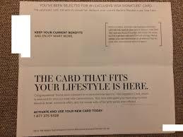 new invite only gap visa signature card