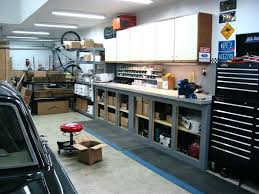 replace garage fluorescent lights with led non lighting recessed