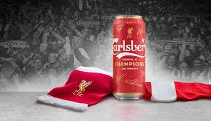 The only place for all your official liverpool football club news. Carlsberg Launches Red Beer Can For Liverpool Fc Win The Drinks Business