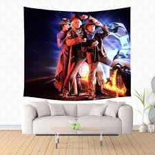 2017 new back to the future design wall hanging tapestry fashion wall art decor tapestry beach on tapestry art designs wall hangings with 2017 new back to the future design wall hanging tapestry fashion