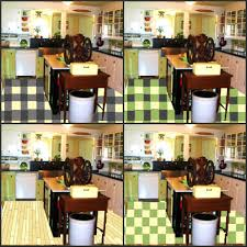 Retro Kitchen Floor Checkerboard Floor For A Vintage Kitchen