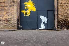 woodstock got high new mural by london street artist fanakapan