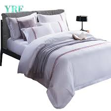 china yrf hotel supplier super king 100 cotton comforter sets 5 star hotel luxury bedding china bed linen bedding set