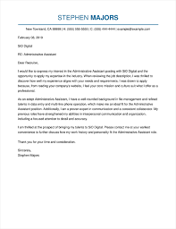 Experienced Professional Cover Letter 99 Professional Cover Letter Samples Cover Letter Now