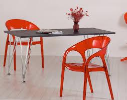 Modernes Design Transparent Stuhl Acryl Polycarbonat Pc