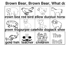 All Information About Brown Bear Brown