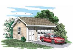 Garage Plans and Floor plans from Dream Home Source   Garage    Garage Plan from Dream Home Source  Plan DHSW