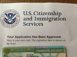 Green Card Office Green Card Approved Immigration Attorney Visa Law Office