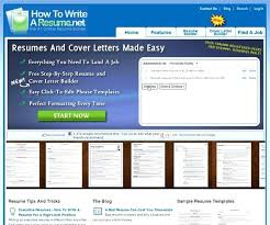 Free Online Resume Builder Reviews How To Write A What Is The Best