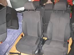 vw passat b6 seats door panels