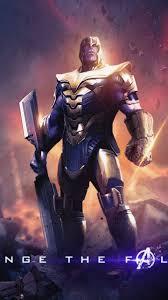 1440x2560 Thanos, Avengers: Endgame ...