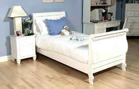 Wood Bed Frame Twin Queen Size Wood Bed Frame Twin Sleigh Bed Frames ...