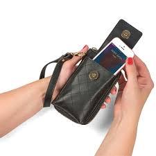 grab go phone purse