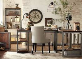 eclectic design home office. Delighful Home Eclectic Design Home Office Office With  Firstime Gear Works Wall Intended Eclectic Design Home Office O