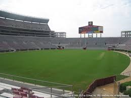 Bryant Denny Stadium View From Section N2 Vivid Seats