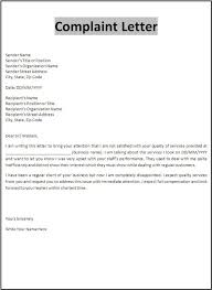 online complaint letters template bad service vlcpeque other size s