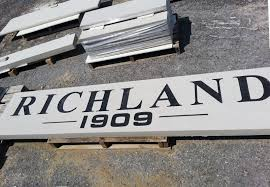 Renaissance Stone Company CUSTOM STONE SIGNS - Exterior business signs