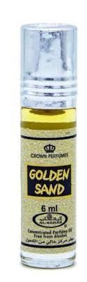<b>Масляные духи Al Rehab Golden</b> Sand — купить по выгодной ...