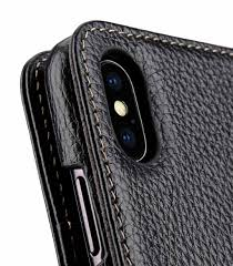 premium leather case for apple iphone x plus xs max wallet book type
