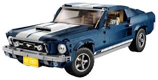 lego ford mustang gt the best lego yet