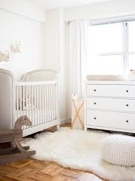 Wyatt's nursery is my favorite room in the apartment. We wanted (I wanted)  a light and airy neutral nursery and I think we more or less pulled it off.
