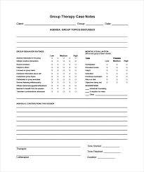 Therapy Progress Notes Template Free Lamasa Jasonkellyphoto Co