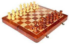 Handmade Wooden Board Games Amazon Stonkraft Collectible Folding Wooden Chess Game Board 68