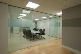 EXTENDO Telescopic Quality Glass Office Doors