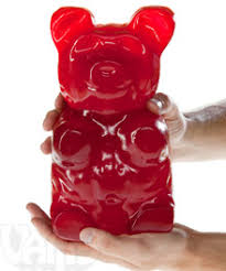 world s largest gummy bear