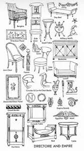 styles of furniture design. Directoire And Empire Furniture Guide Styles Of Design