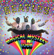 The Beatles Polska: Ukazuje się Magical Mystery Tour (angielski LP)