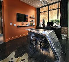 industrial home office desk. Industrial Home Office Desk Style