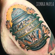 Donna Mayla Inside Tattoo Shop Di Donna Mayla