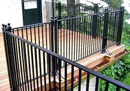 glass railing system home depot home depot deck railing systems home depot aluminum railing systems home